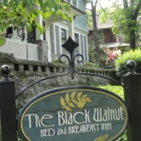 Asheville's Black Walnut Inn -- Elegant Relaxation
