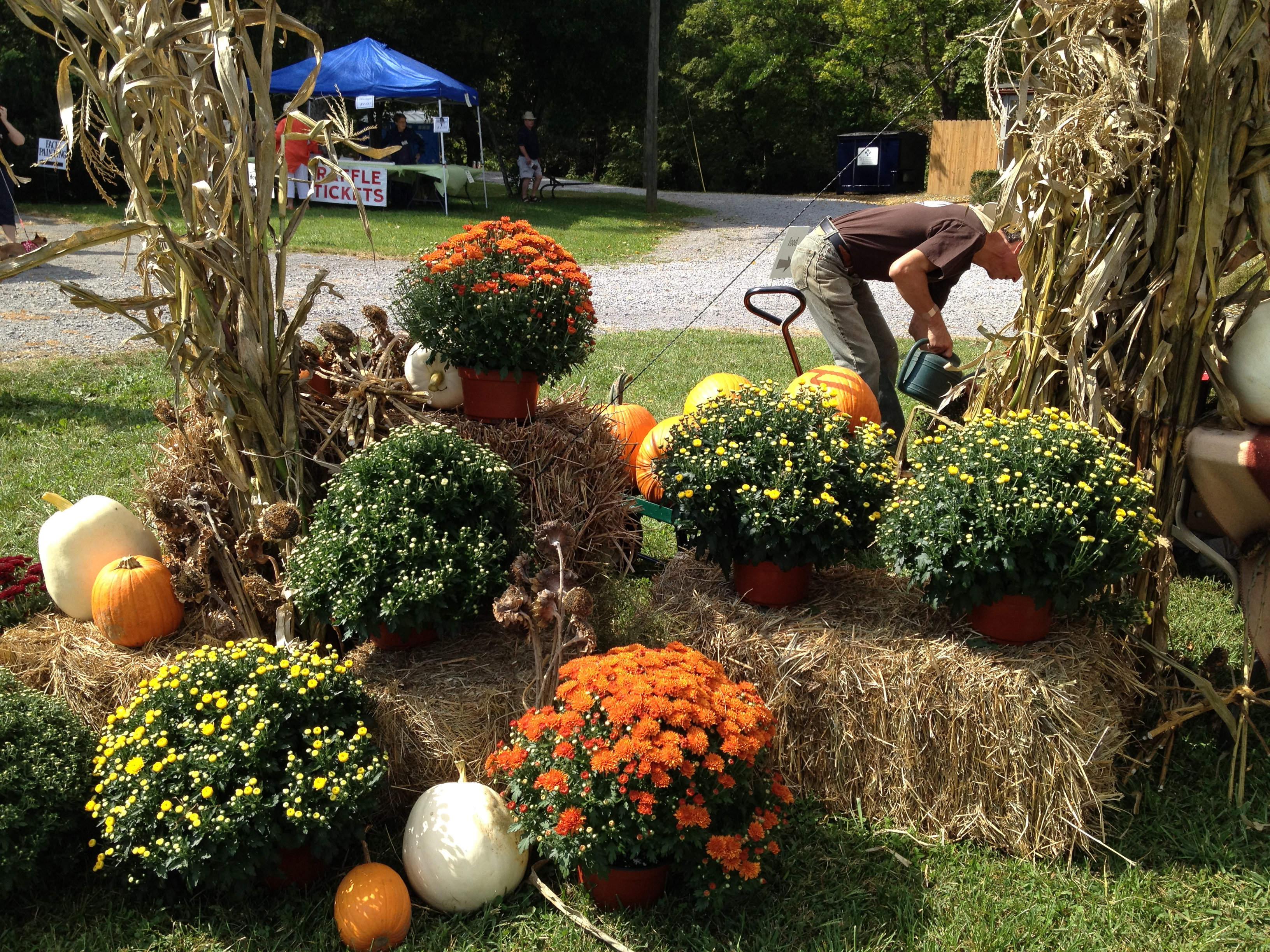 Ramsey House Country Market Returns with Fall Kick-off and Glimpse ...