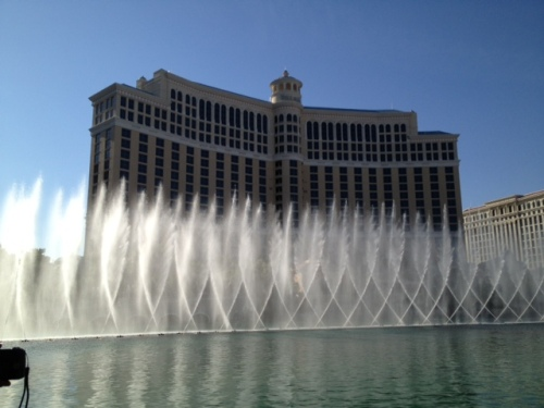 Fountains of Bellagio, Las Vegas