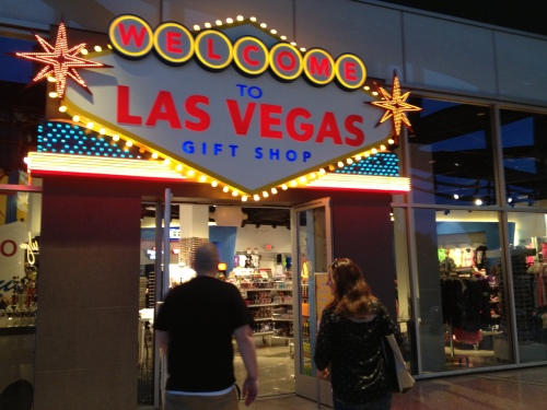 Las Vegas -- like no other city in the US!