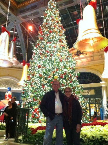 Merry Christmas from Vegas!