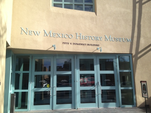 Interesting take you on a fascinating journey through the history of New Mexico.