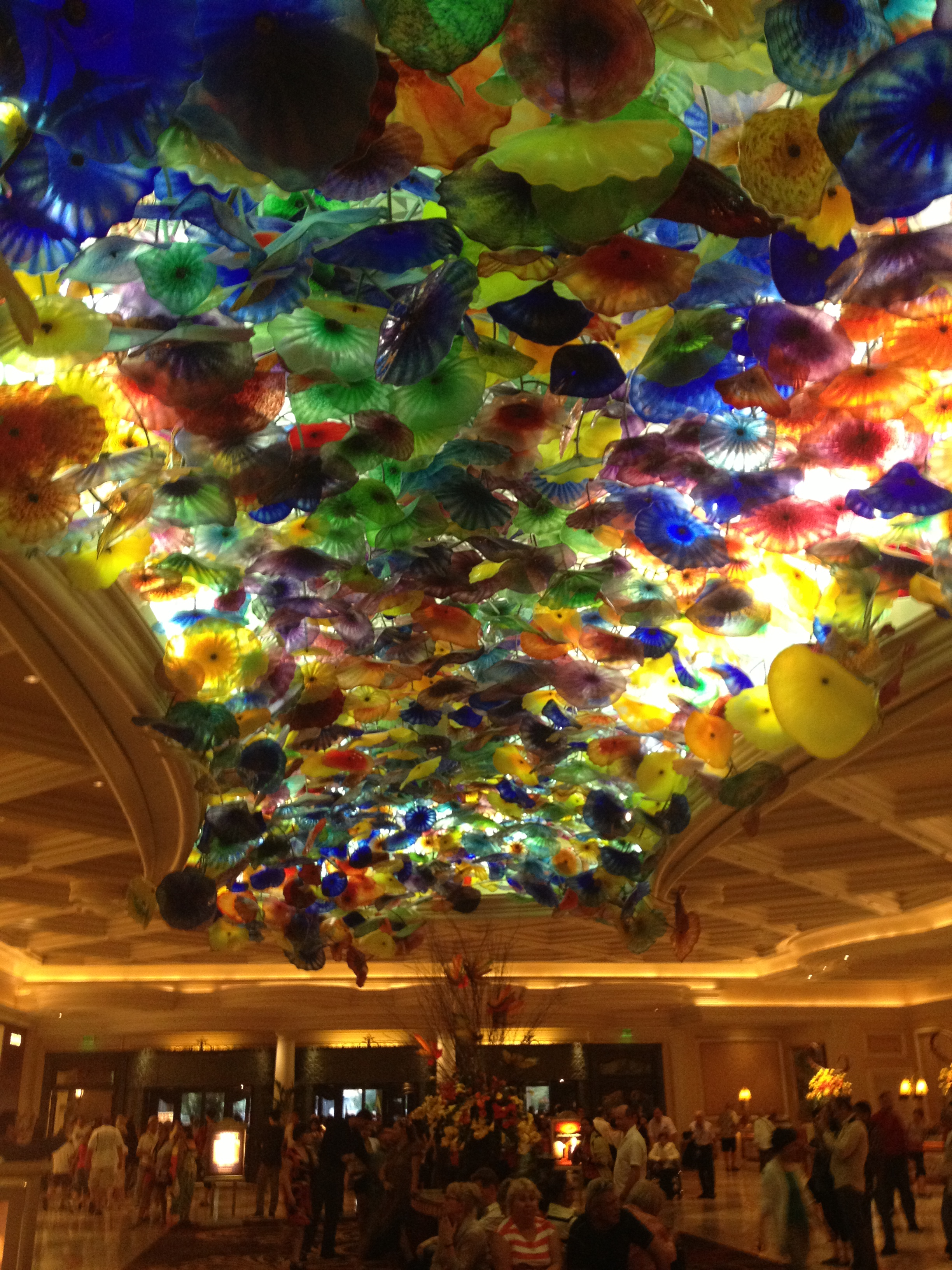 Seven Swanky Lobbies To See Vegas Hotels Part Two Oh