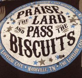 T-shirt seen in Nashville Airport