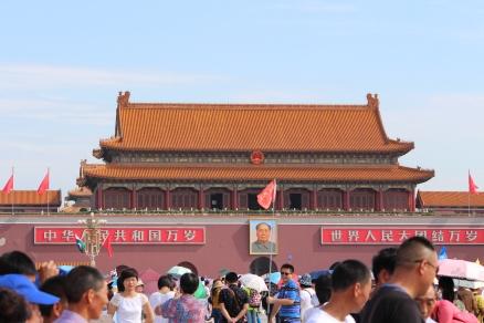 Tiananman Square, Beijing