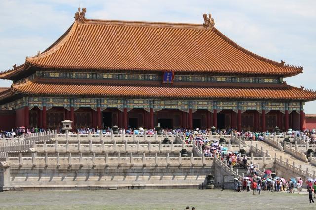Hall of Supreme Harmony, the Forbidden City