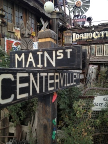 Most Photographed Corner, Idaho City, Idaho