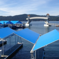 Visiting Coeur d'Alene? Go up, up and away!