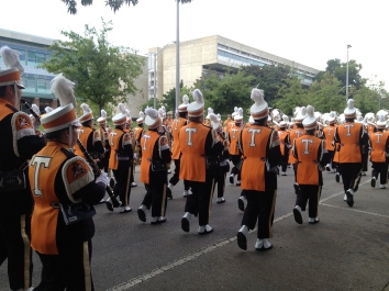 Pride of the Southland Band, Knoxville