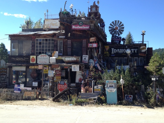 The House, Idaho City