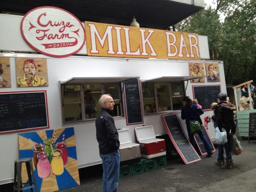Cruze Farm Dairy Bar