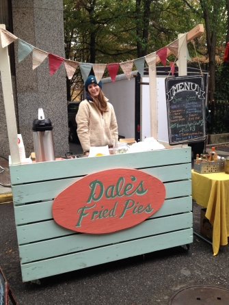 Dale's Fried Pies in Market Square, Knoxville