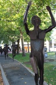 Sculpture, Spokane