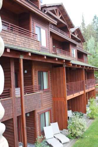 Rooms facing Lake Pend Oreille