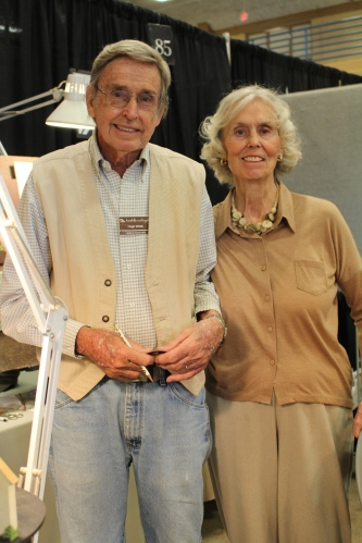 Hugh and Barbara Webb, Wood Design