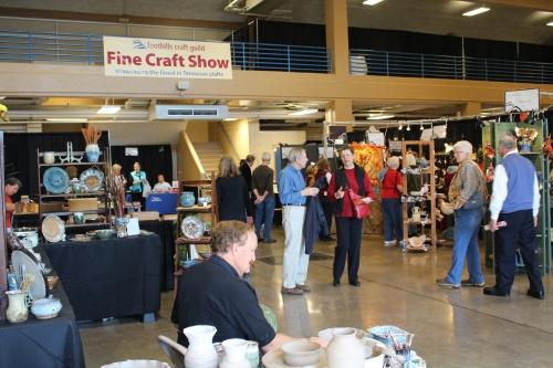 Foothills Craft Guild's Fine Craft Show, November 15-17, 2013