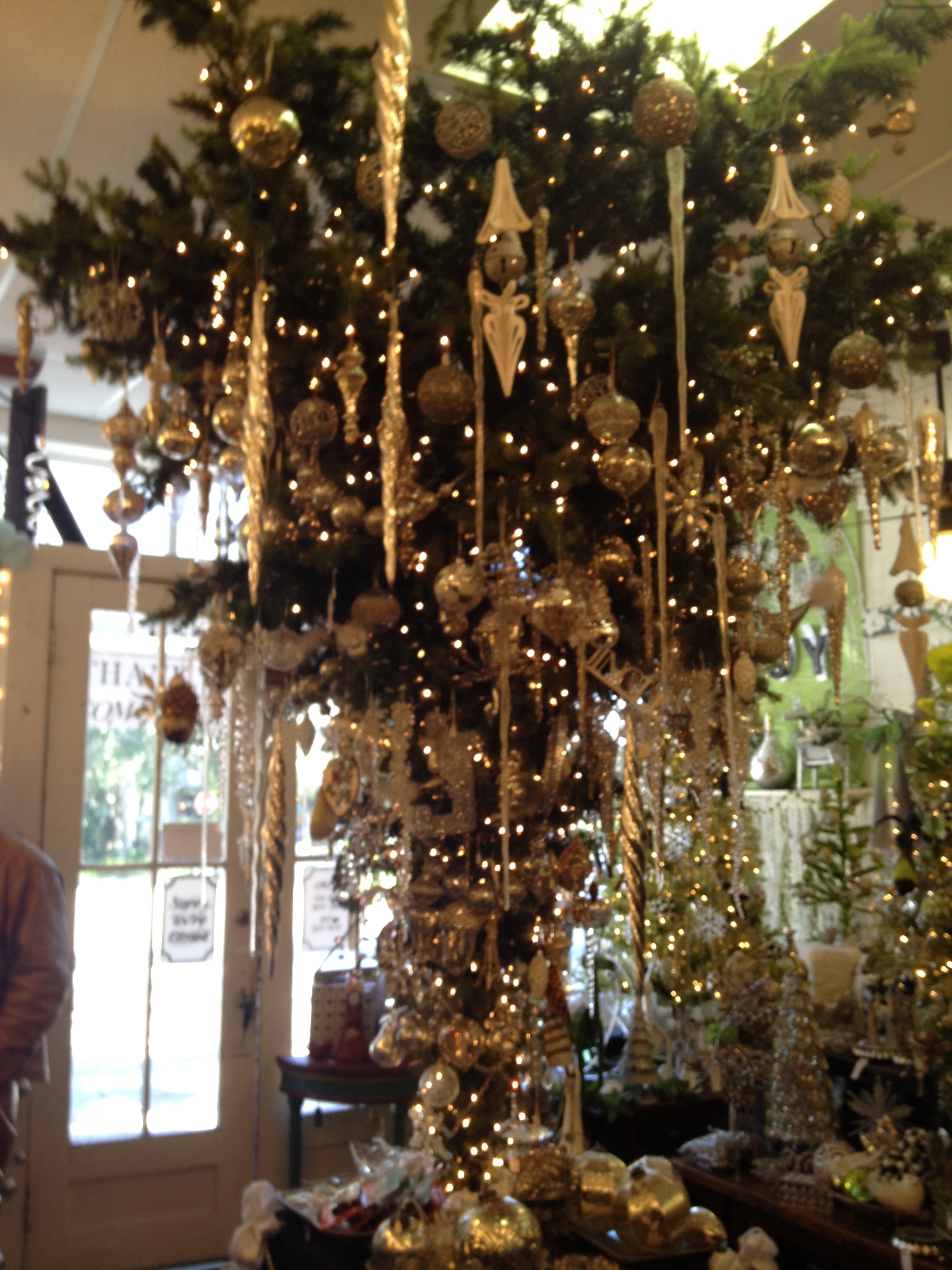 the shop at micanopy fl - When To Take Christmas Tree Down