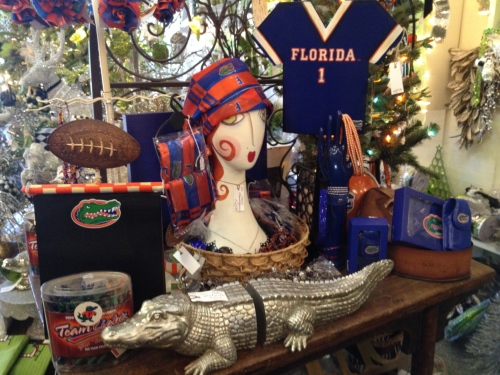 The Shop in Micanopy, FL