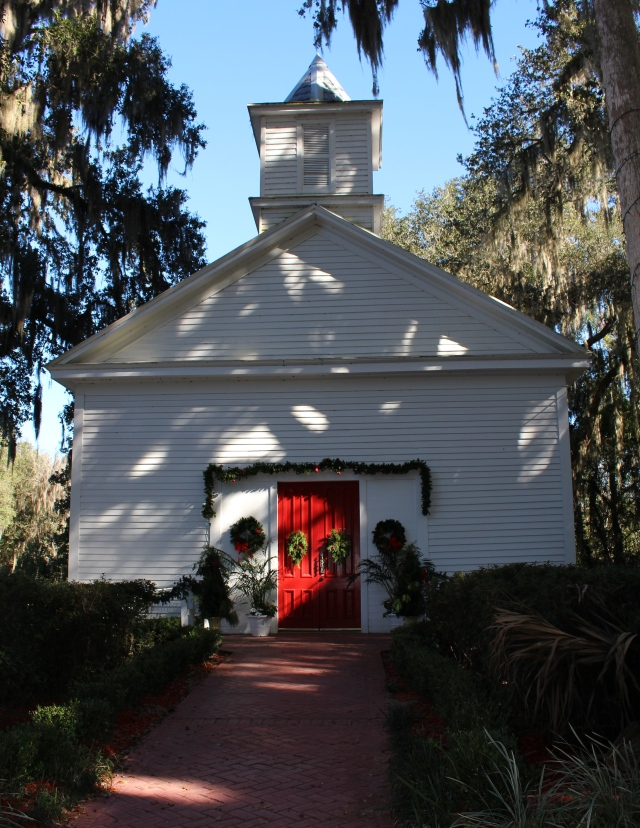 Episcopal Church of the Mediator, Micanopy, Florida