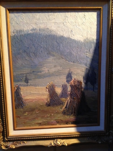 Mountain Landscape by Catherine Wiley, Knoxville artist