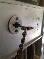 Large key: Old Idaho Penitentiary