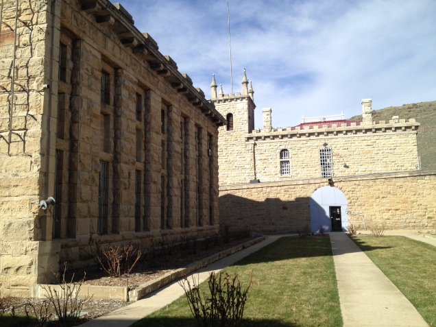 Old Idaho Penitentiary