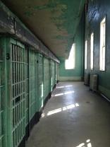 Cell doors: Old Idaho Penitentiary