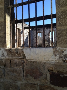 Shadows: Old Idaho Penitentiary