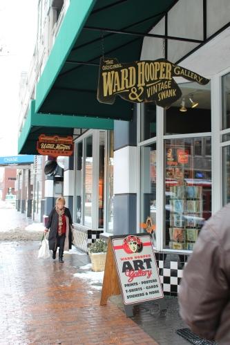 The Art of Ward Hooper Gallery, Boise