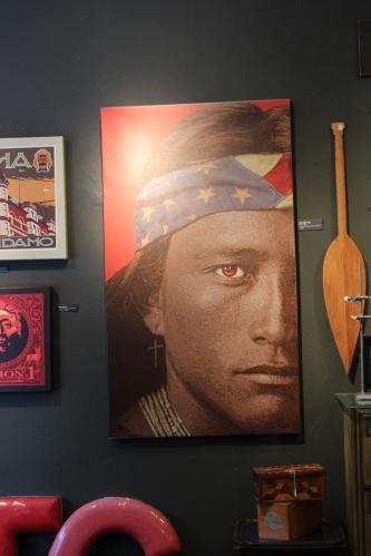 Art of Ward Hooper, Boise