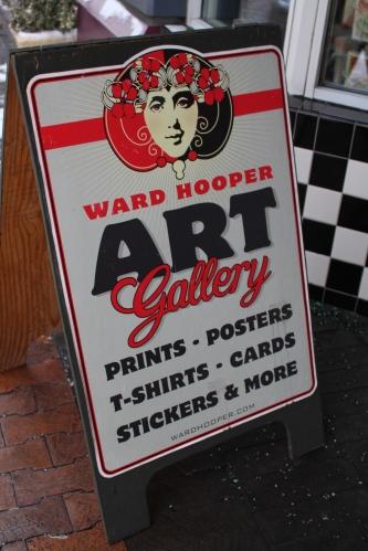 Ward Hooper Gallery, Boise