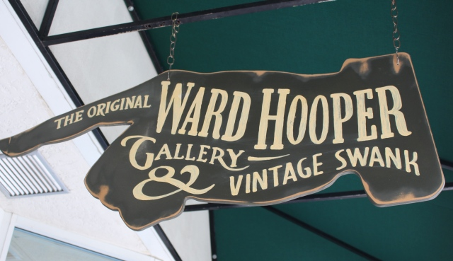Discovering Boise:  The Art of Ward Hooper Gallery