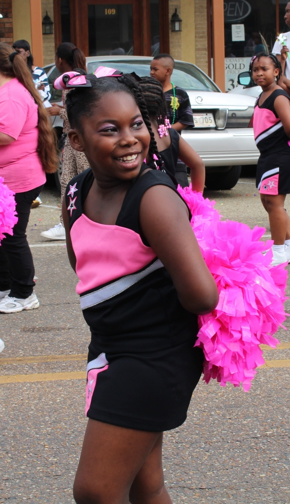 Parade -- Amite Oyster Festival 2014