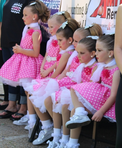 Waiting to perform: Amite Oyster Festival 2014