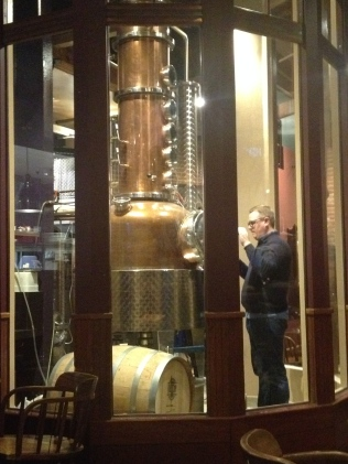 Distillery in Bardenay