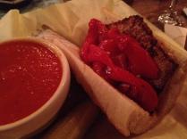 Solomo Sandwich