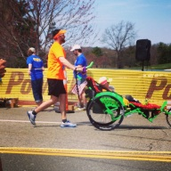 Passion. Determination. Joy. Boston Marathon