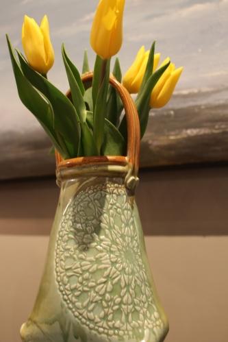 "Patricia Herzog: ""Spring Rain"""
