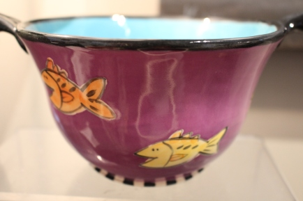 "Jane Cartwright: ""Cat and Fish Bowl"""