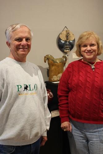 Mike Murphy and Linda Bonds