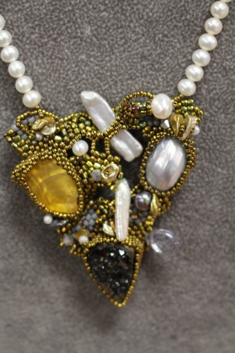 Beaded Jewelry by Karen Holst