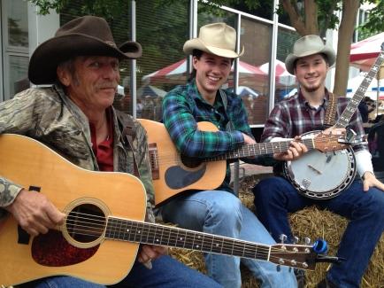 Asheville band