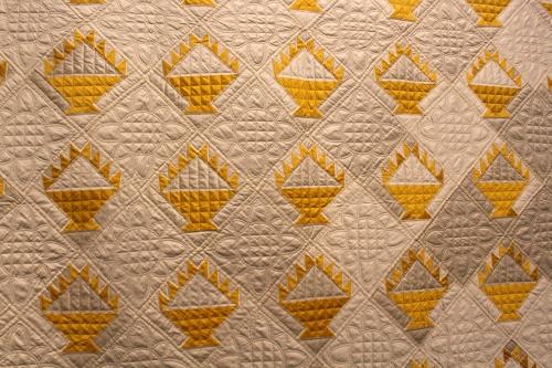 Close-up: Yellow Baskets