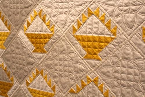 Detail: Yellow Baskets