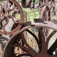 Art on the Palouse:  Uniontown's Artisans at the Dahmen Barn