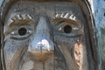 Detail -- Codger Pole