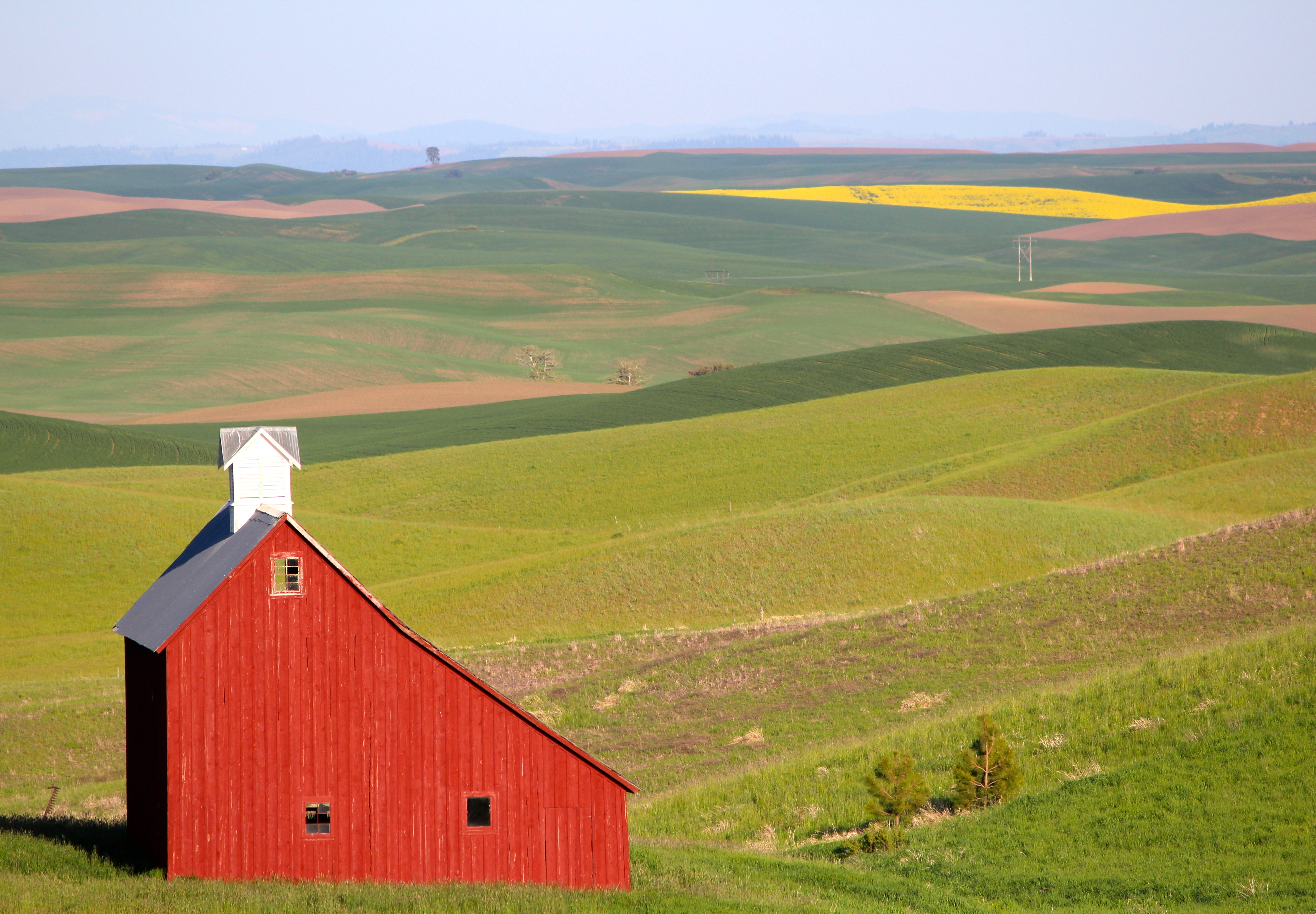 Photograph The Palouse Or Anywhere Really Tips From The