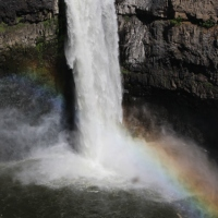 Day trippin' at Palouse Falls State Park