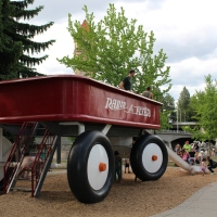 Seven fun things to do with kids in downtown Spokane