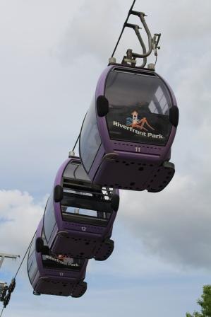Gondola Rides -- Spokane